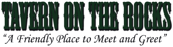 Tavern On The Rocks Logo